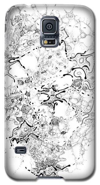 Biology Of An Idea Galaxy S5 Case