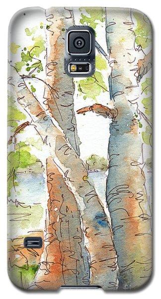 Birch Buddies Galaxy S5 Case