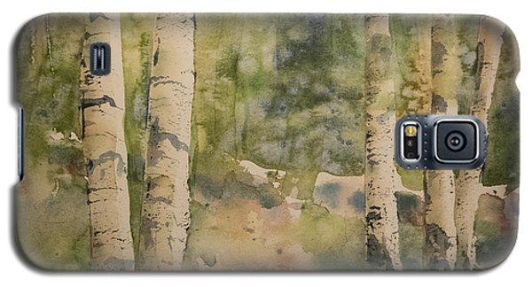 Birch Forest Galaxy S5 Case