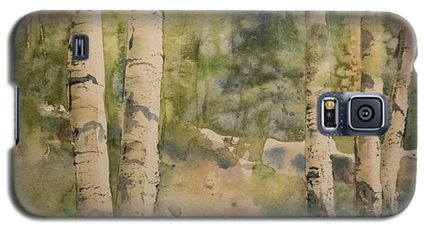 Birch Forest Galaxy S5 Case