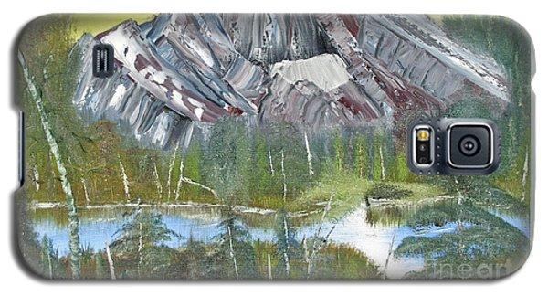 Birch Mountains Galaxy S5 Case