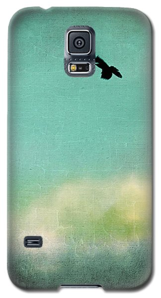 Galaxy S5 Case featuring the photograph Bird City Revisited by Trish Mistric