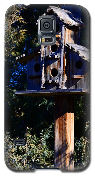 Bird Condos Galaxy S5 Case by Robert WK Clark