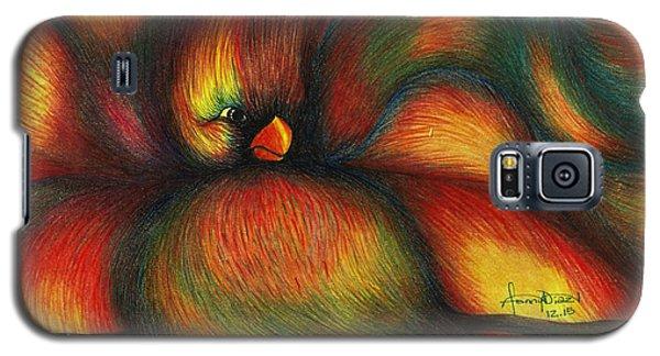 Bird Galaxy S5 Case by Fanny Diaz