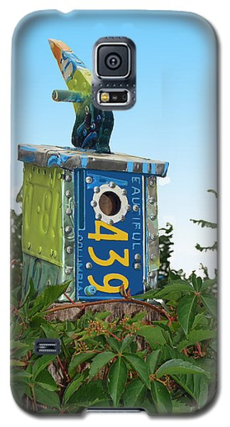 Bird House 439 Galaxy S5 Case