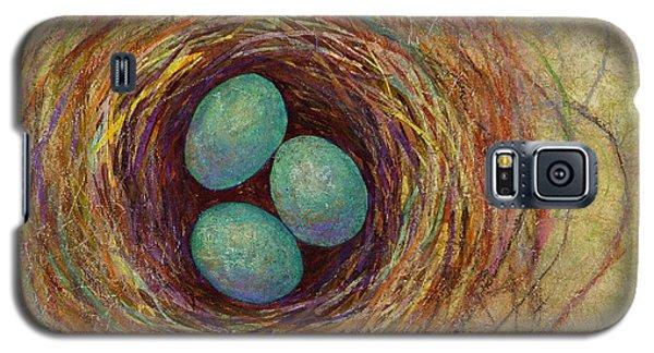 Bird Nest Galaxy S5 Case by Hailey E Herrera