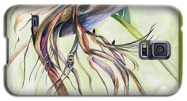 Bird Of Paradise, A Faded Beauty Galaxy S5 Case