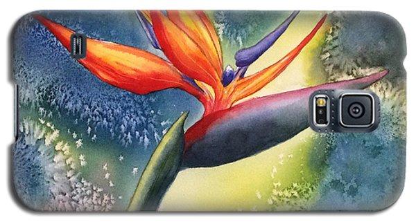 Bird Of Paradise Flower Galaxy S5 Case