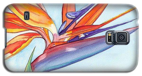 Bird Of Paradise IIi Galaxy S5 Case