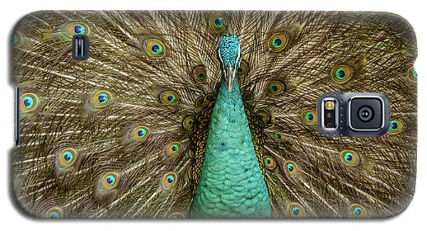 Peacock Galaxy S5 Case by Werner Padarin
