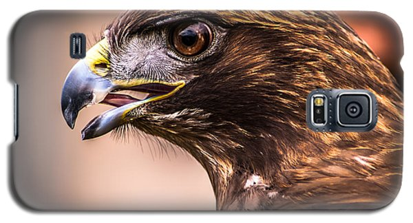 Bird Of Prey Profile Galaxy S5 Case