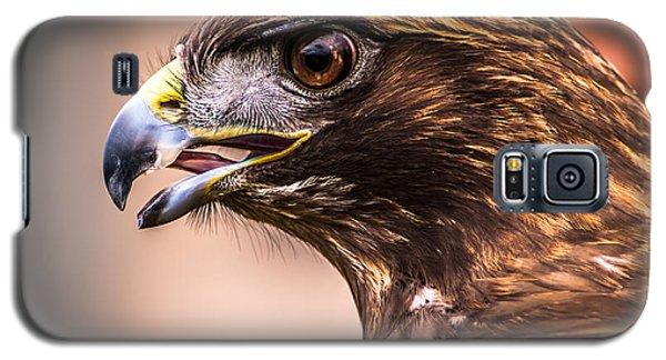 Bird Of Prey Profile Galaxy S5 Case