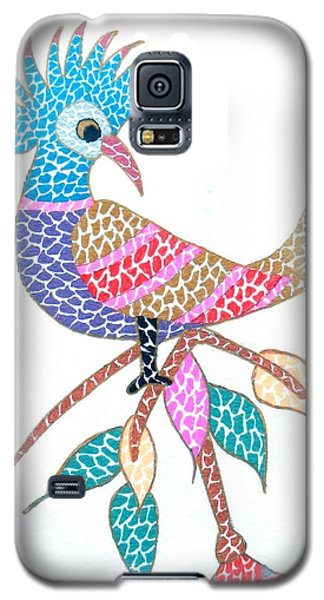 Bird On A Branch Galaxy S5 Case