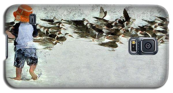 Bird Play Galaxy S5 Case