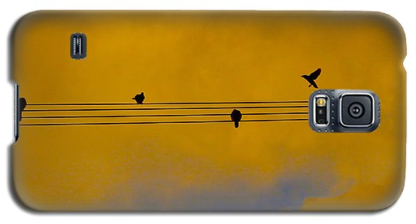 Bird Song Galaxy S5 Case by Mark Blauhoefer