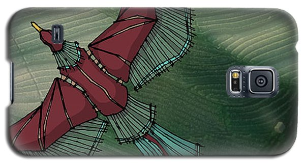 birdEYE volcano III Galaxy S5 Case