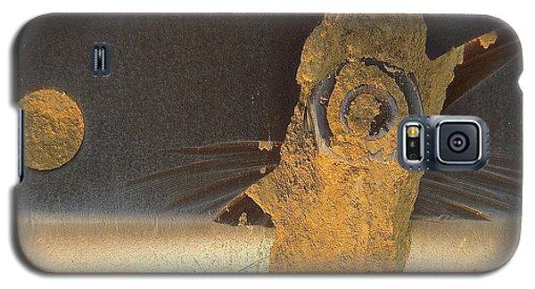 Birdfish And The Moon Galaxy S5 Case