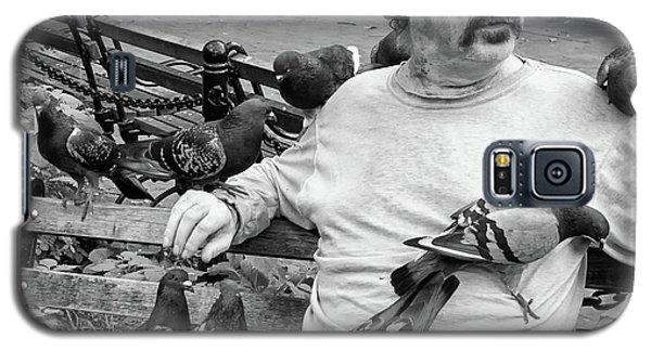 Birdman Of Wsp Galaxy S5 Case