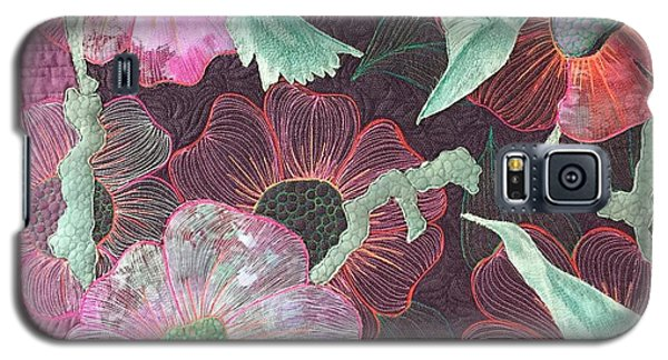 Birds And Blooms Galaxy S5 Case