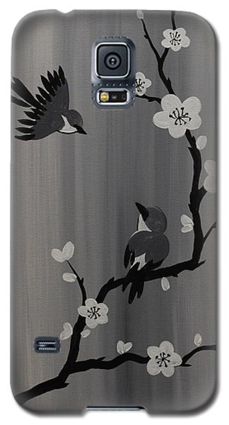 Birds And Blossoms Galaxy S5 Case
