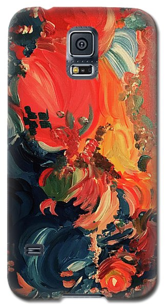 Birds And Creatures Of Paradise Galaxy S5 Case