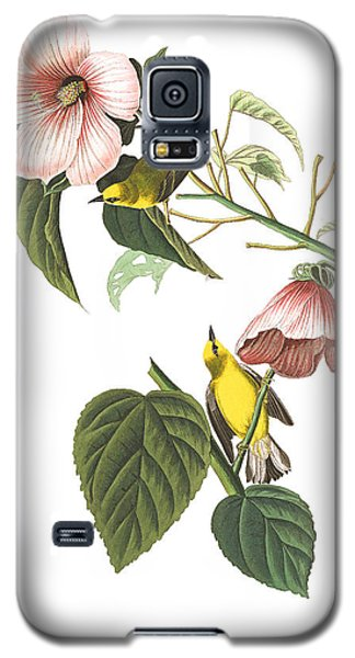Galaxy S5 Case featuring the photograph Birds Chat by Munir Alawi