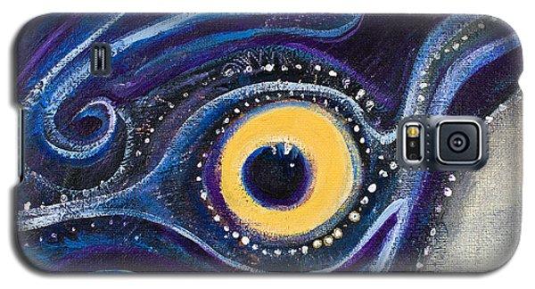 Birds Eye Galaxy S5 Case by Leela Payne