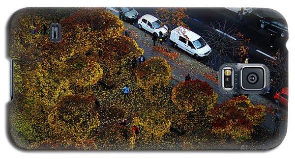 Bird's Eye Over Berlin Galaxy S5 Case