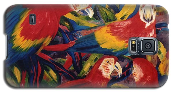 Birds In The Wild Galaxy S5 Case by Lisa Boyd