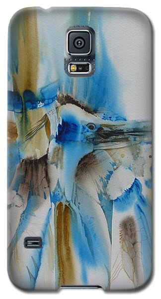 Bird's Of A Feather Galaxy S5 Case by Donna Acheson-Juillet