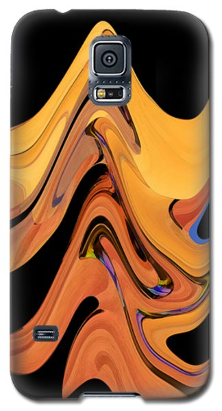 Birds Of Paradise Improvisation Galaxy S5 Case