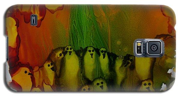 Birds Of The Ocean # 69. Galaxy S5 Case