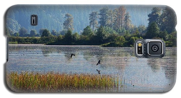 Birds Paradise Galaxy S5 Case