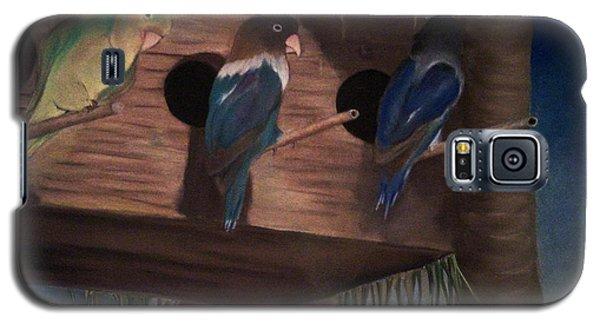 Birds Resting Galaxy S5 Case