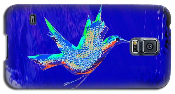 Bird Flight Galaxy S5 Case by Asok Mukhopadhyay