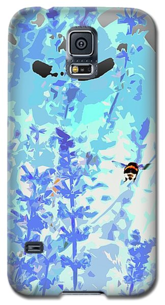 Birmingham Library Secret Garden  Galaxy S5 Case
