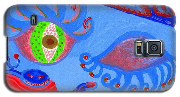 Birth And Death Galaxy S5 Case by Peter Gumaer Ogden
