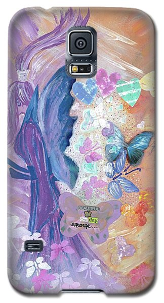 Birth Of A Monarch Galaxy S5 Case
