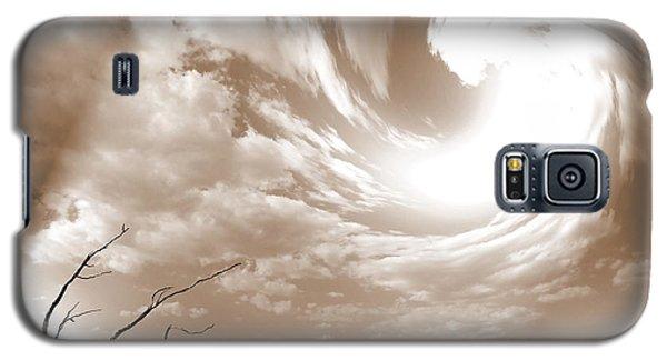 Birth Of Brazilian Nature Galaxy S5 Case