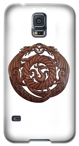 Birth Of The Phoenix Galaxy S5 Case