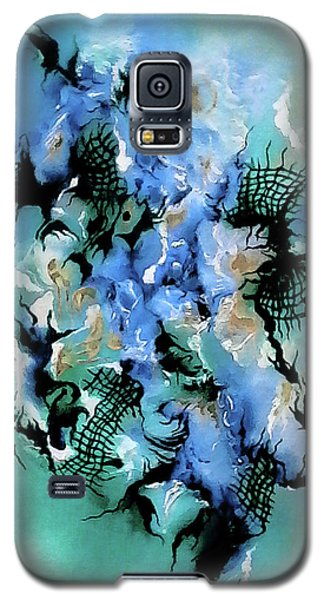 Birth With Expression Galaxy S5 Case