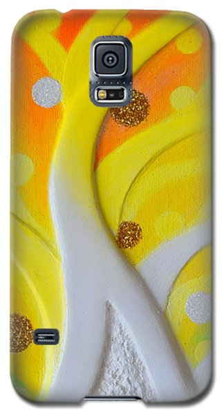 Birth Yellowgold 3 Galaxy S5 Case