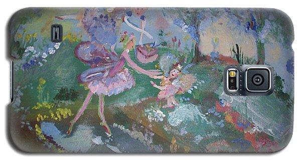 Birthday Fairy Galaxy S5 Case by Judith Desrosiers