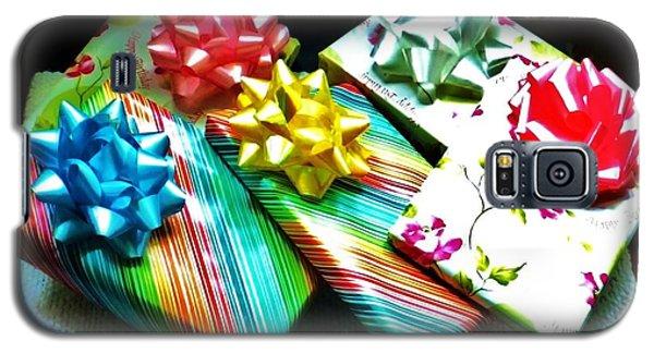 Birthday Presents Galaxy S5 Case