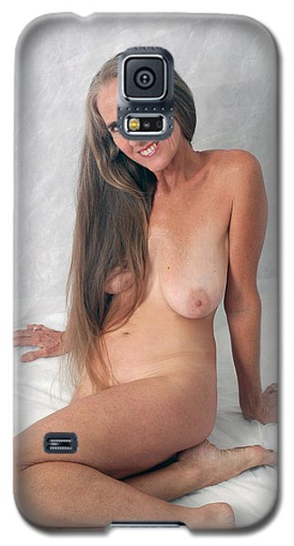 Birthday Suit Galaxy S5 Case by Nancy Taylor