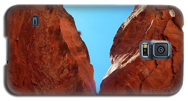 Birthing Cave Sedona Galaxy S5 Case