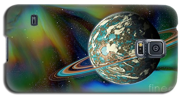 Birthing Planet Galaxy S5 Case