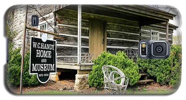 Birthplace Of Wc Handy Galaxy S5 Case