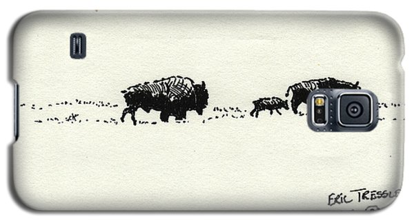 Bison Family Galaxy S5 Case