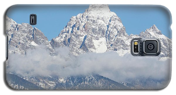 Bison In The Tetons Galaxy S5 Case